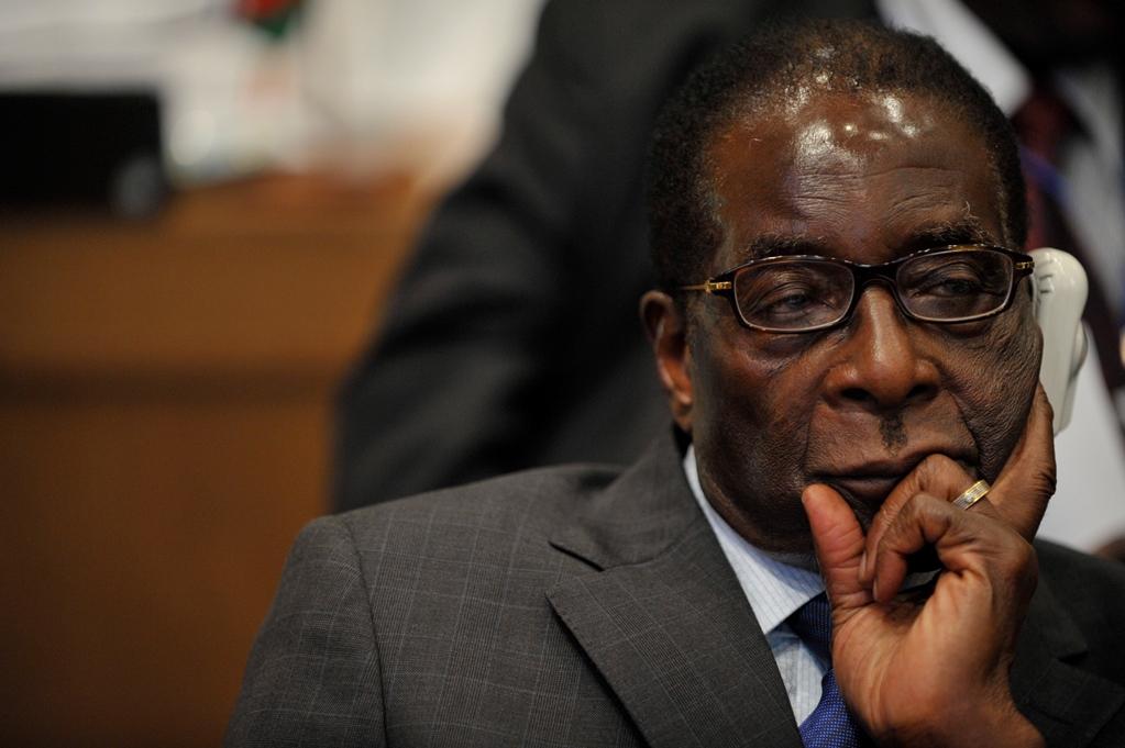 Why Mugabe Has ToGo