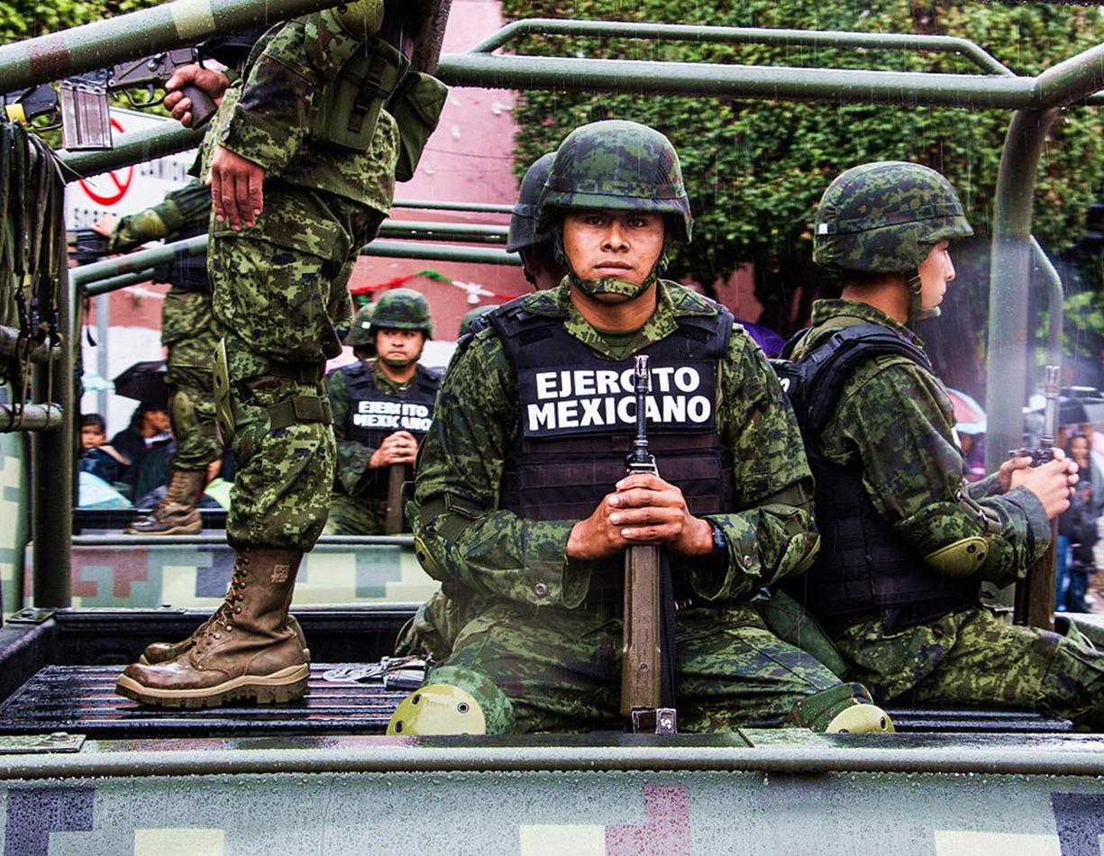 Peña Nieto's Security Law inPeril