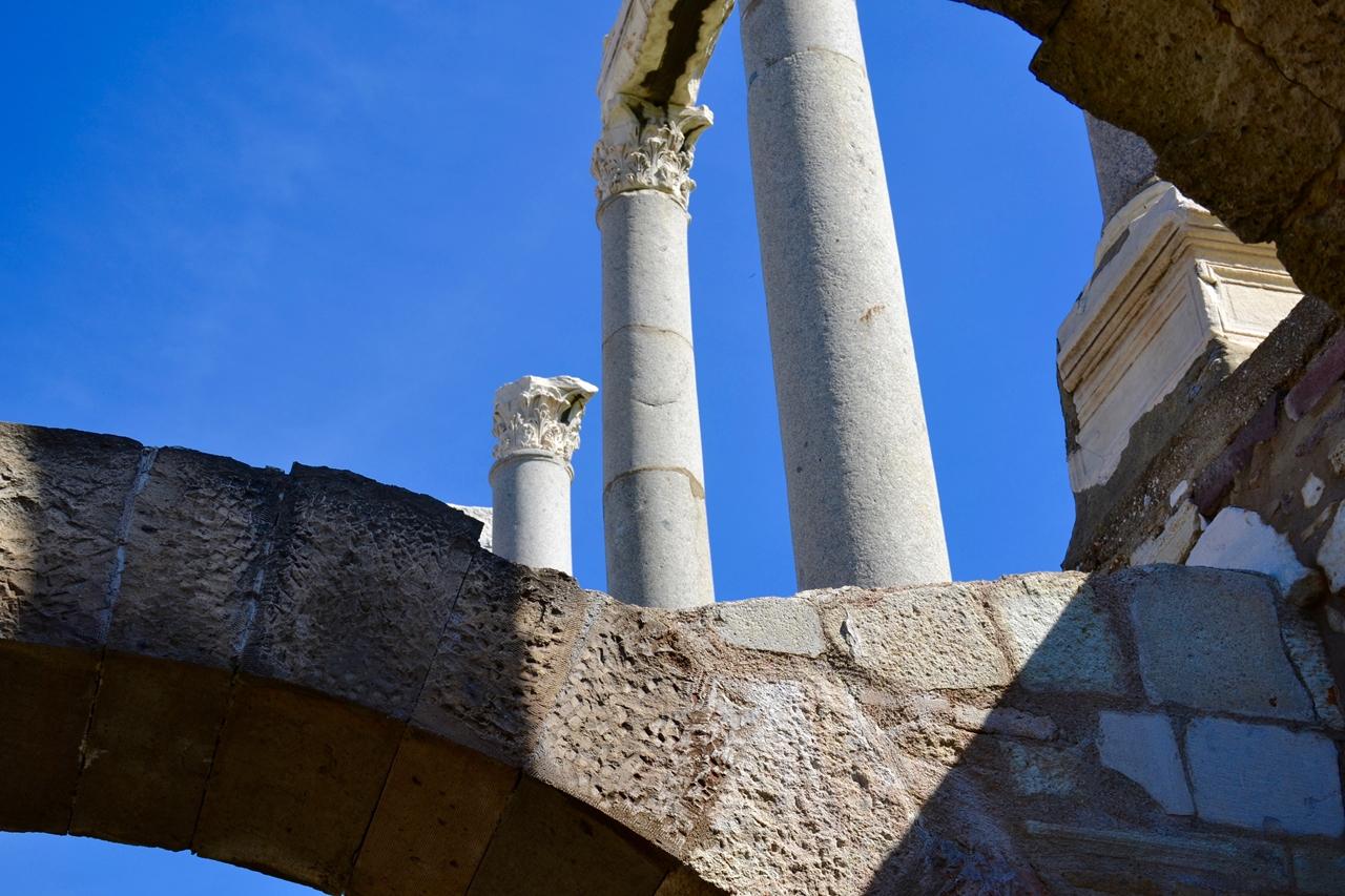 Ephesus' Lone Pillar