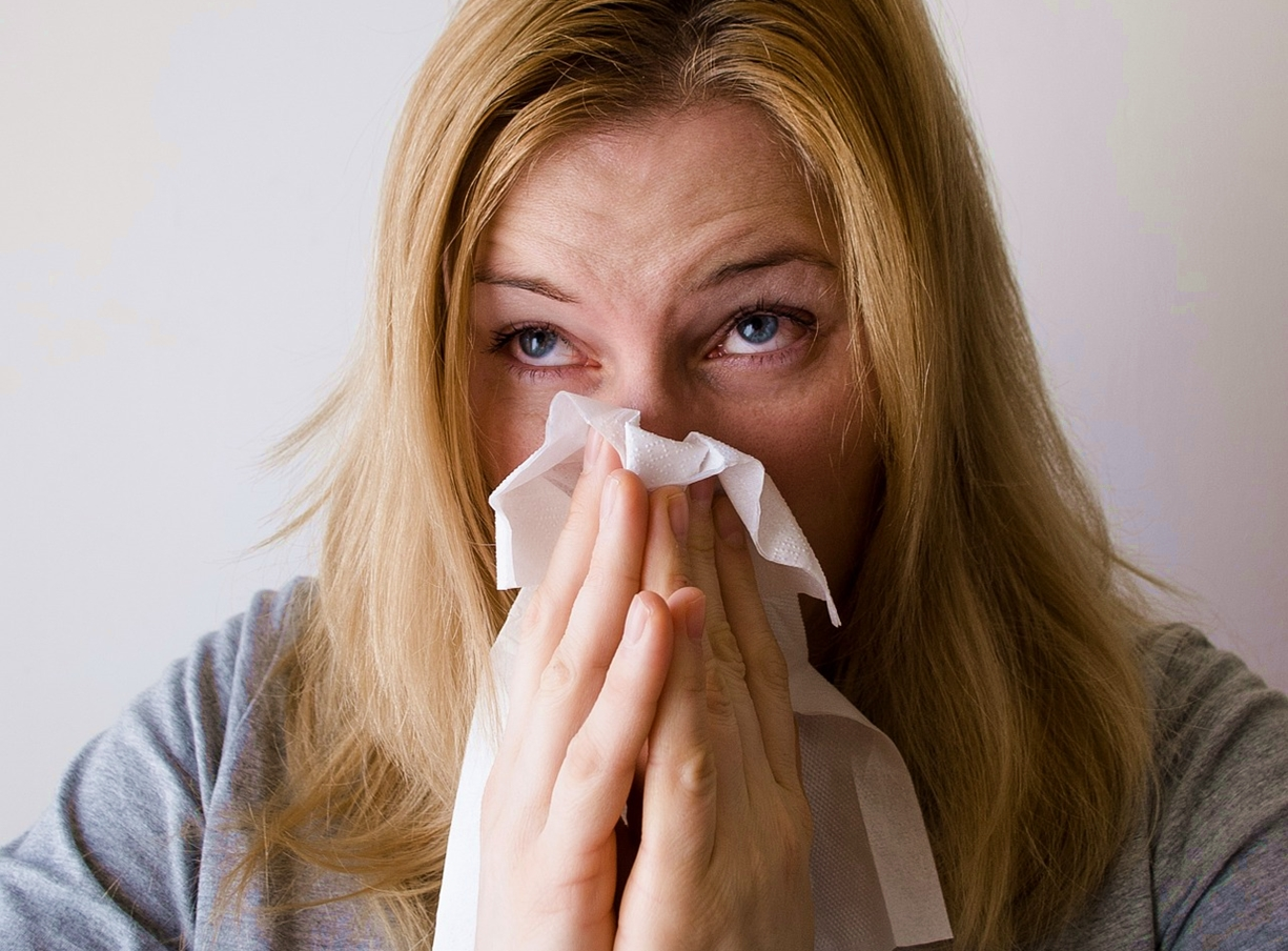 Tis the Season…for Flu