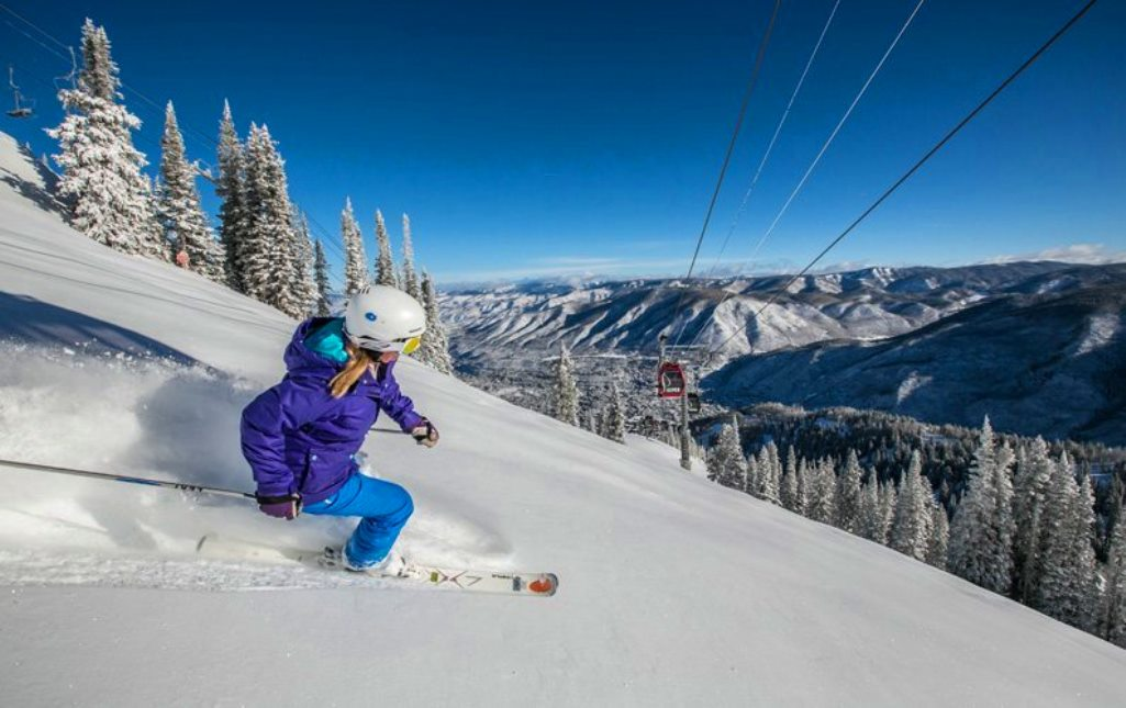 Five Good Reasons to Hit the Slopes in Aspen