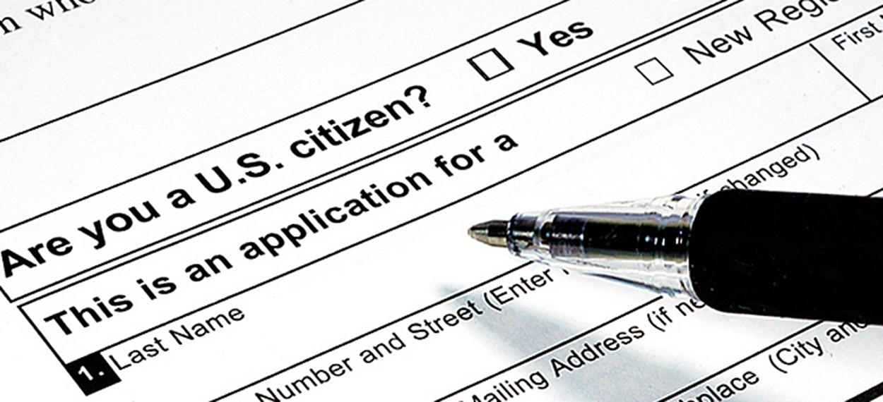 US Voter RegistrationBegins