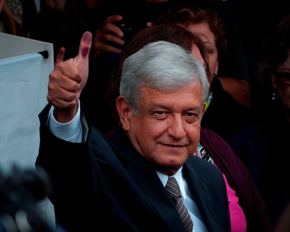 """Tovarisch"" AMLO Is the Election Frontrunner"