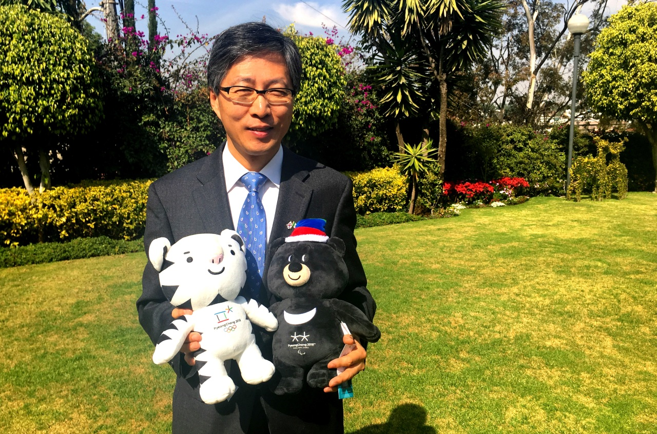 Korean Envoy Touts Bilateral Ties with Mexico