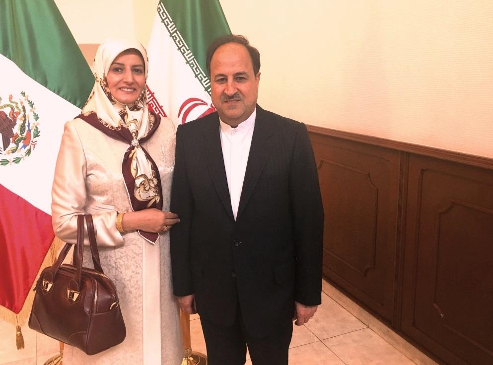 Iranian Ambassador Touts NationalDay