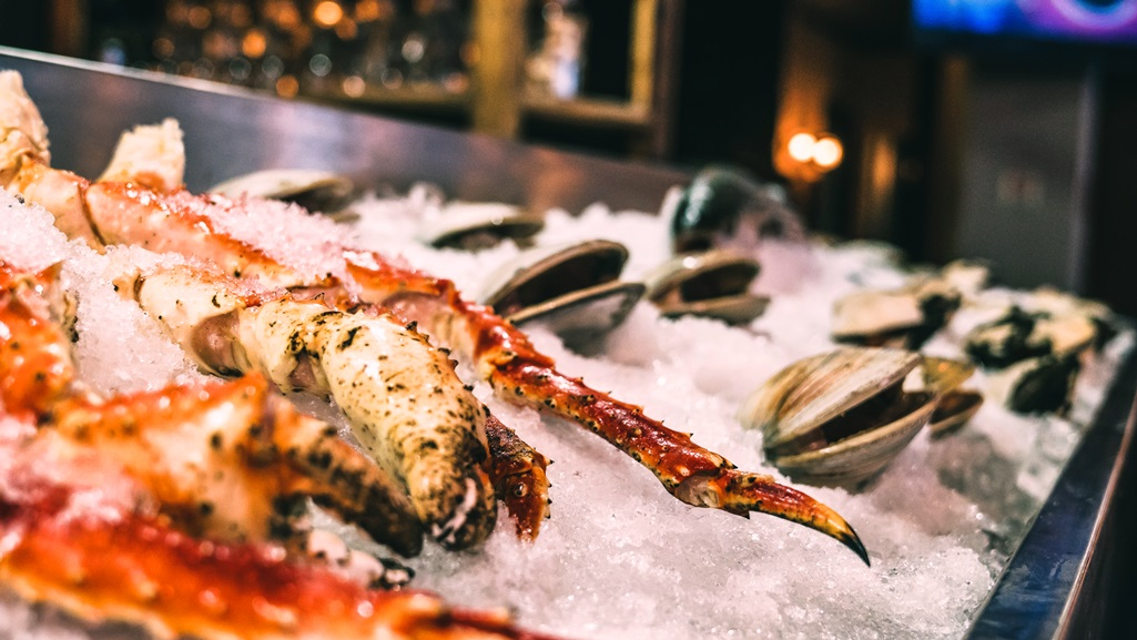 Taking Seafood to a Whole NewLevel