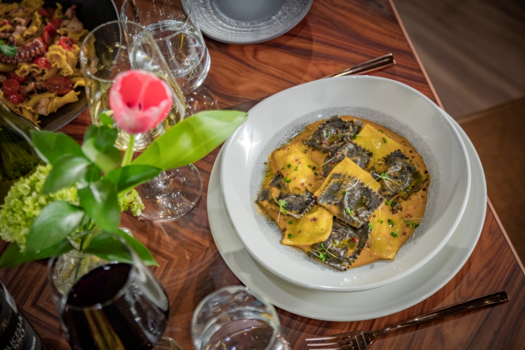 Great Italian Dining Gets aMakeover