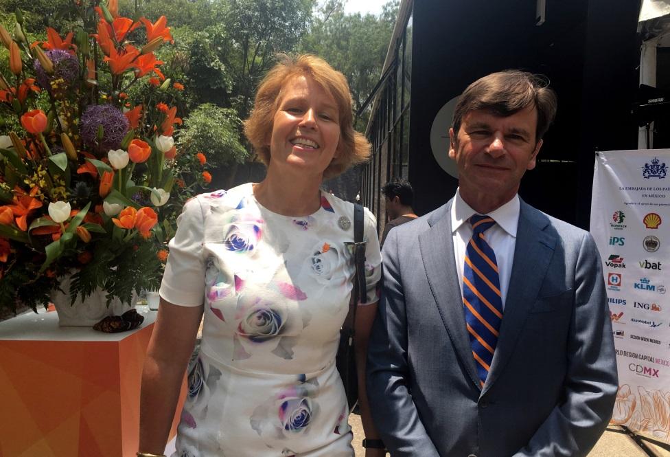 Dutch Ambassador FêtesKoningsdag