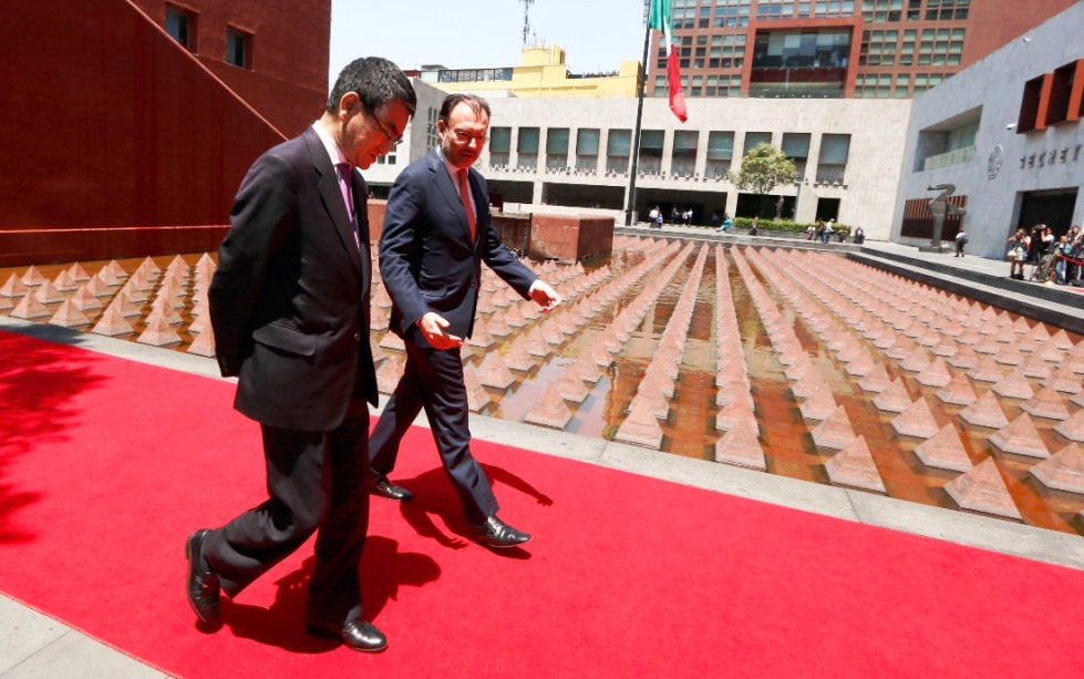 Japan Reassures Mexico of Economic Commitment