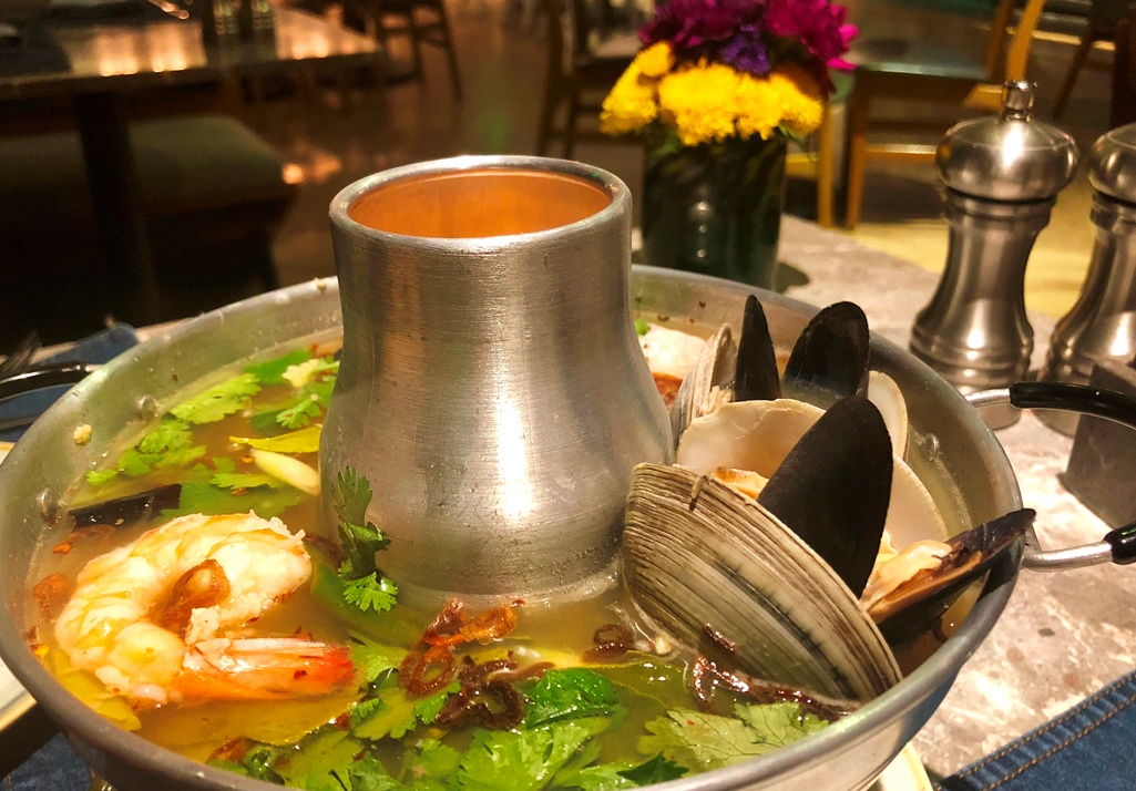 Spicy Flavors of Siam Come to Presidente InterContinental