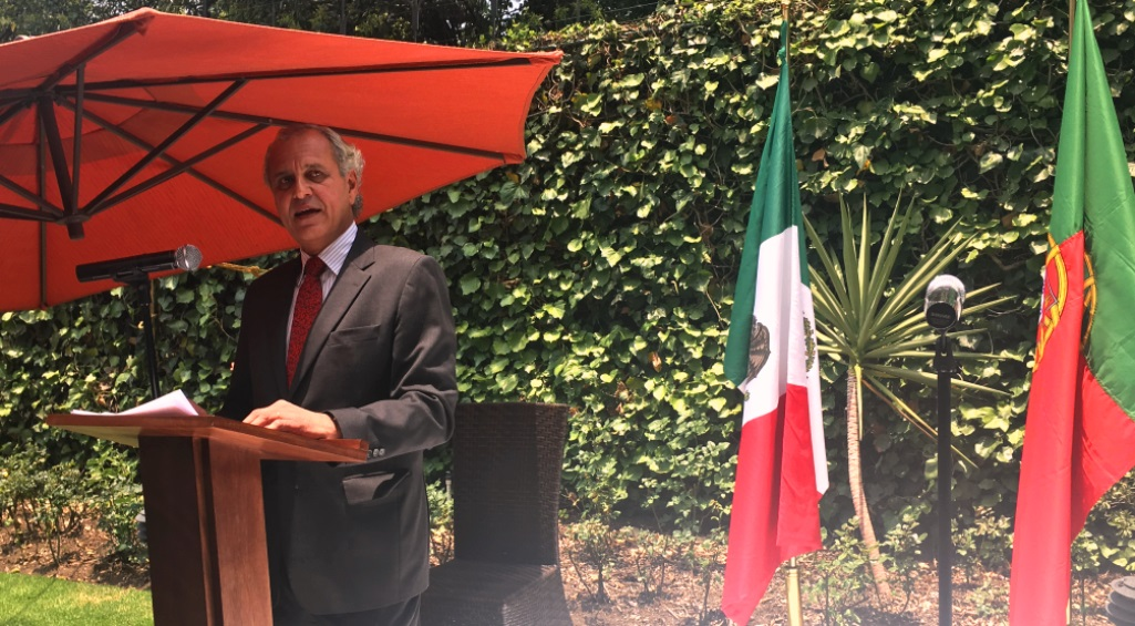 Portuguese Envoy Hails New Era in Bilateral Ties with Mexico