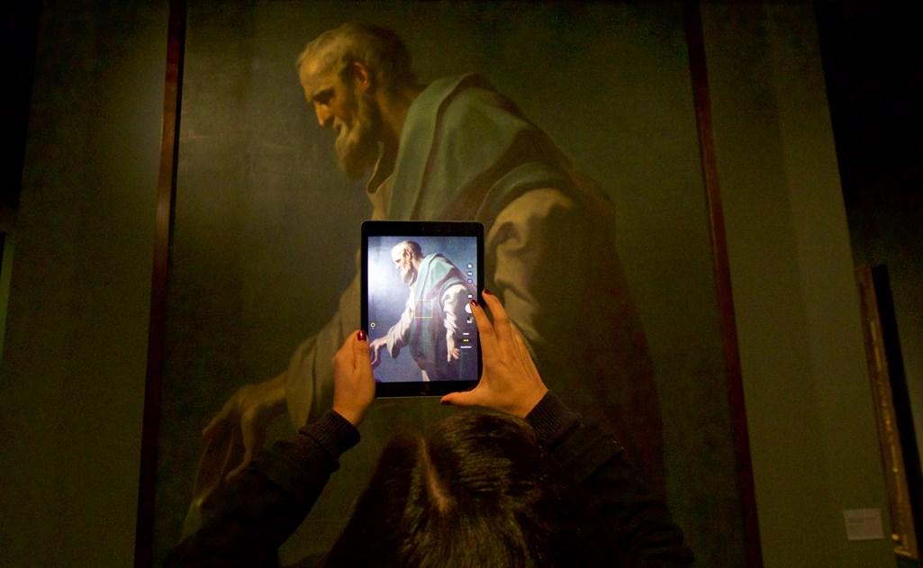 San Ildefonso Presents VaticanTreasures