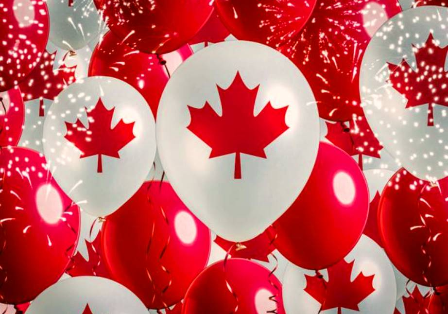 Canada Turns 151