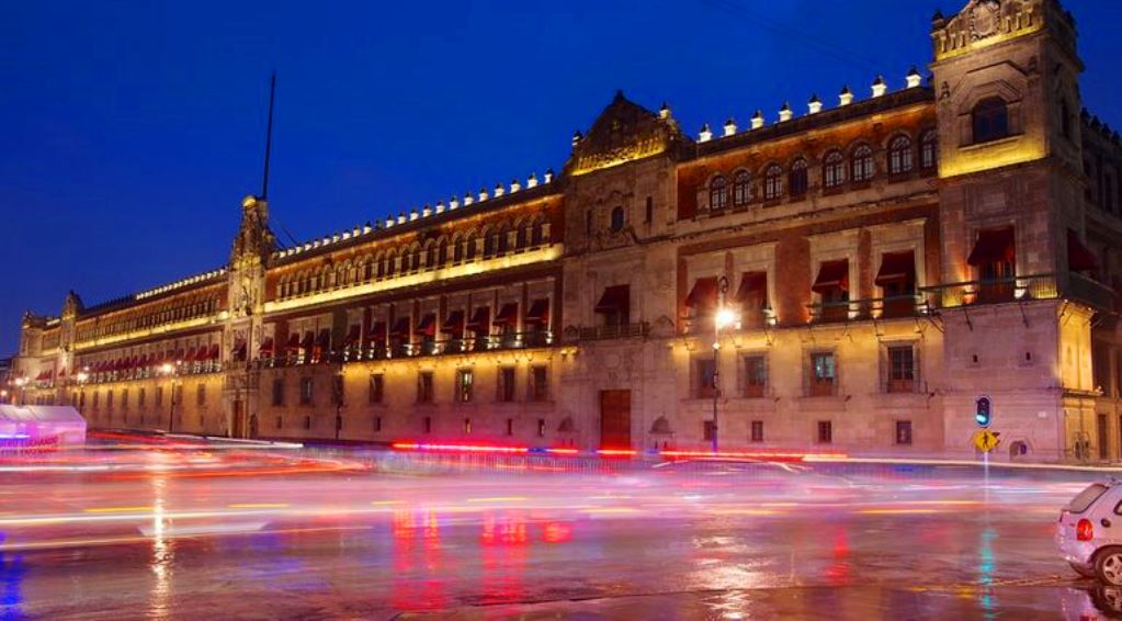 AMLO to Move Presidency to National Palace