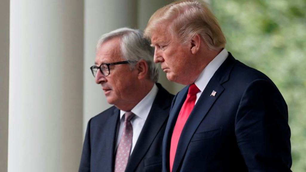 Trump-EU Olive Branch Is Laudable First Step in LongProcess