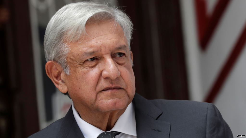 Here Comes AMLO's Fourth Republic