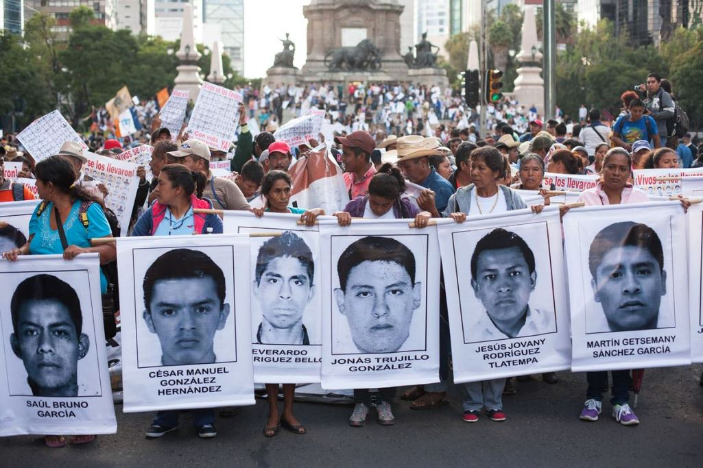 The Night of the Iguala Massacre