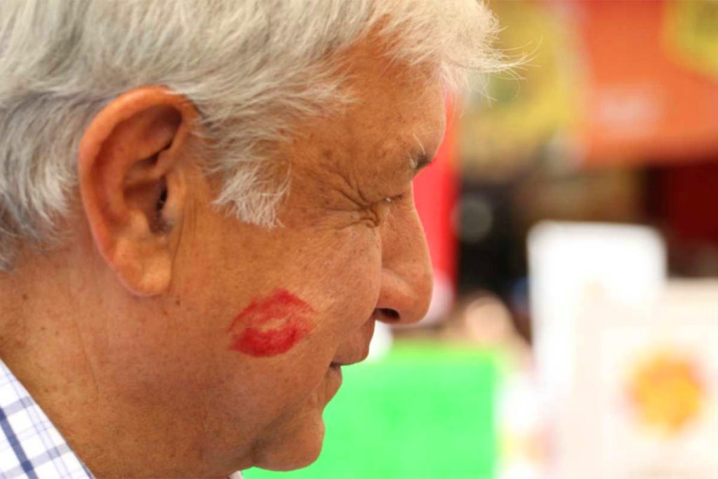 Will AMLO Get the Kiss of the Devil at his Inaugural Ceremony?