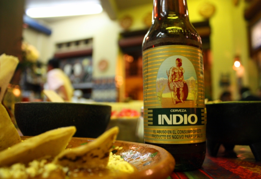 Indio: Racism in a Bottle of Beer