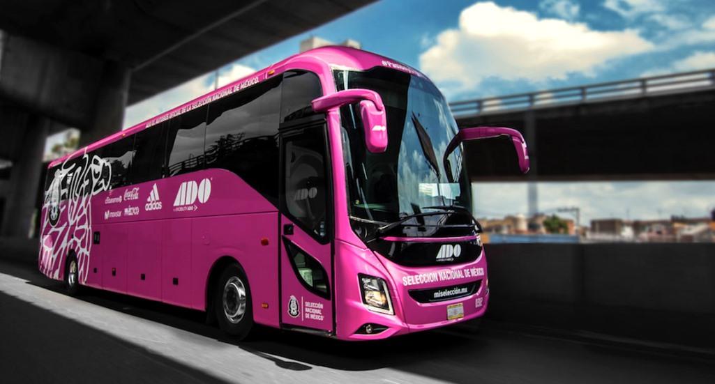 ADO's Pink Caravan Hits theRoad