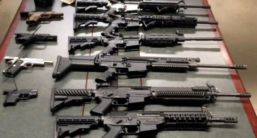 2,000 Firearms Cross into Mexico Illegally Each Day