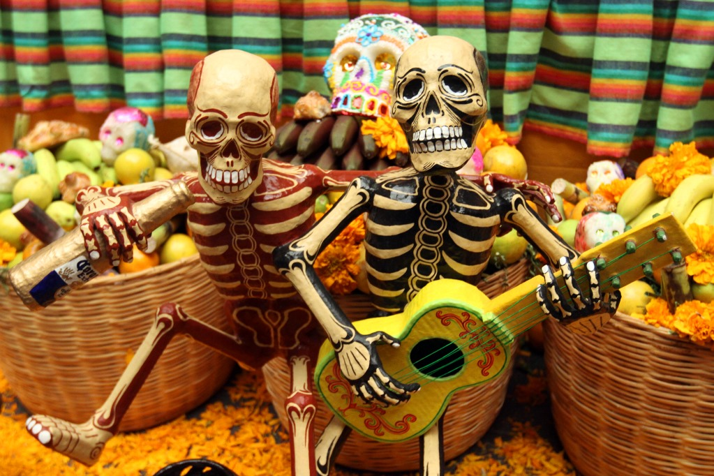 Mexico's Día de Muertos, an Uncanny Celebration of Life