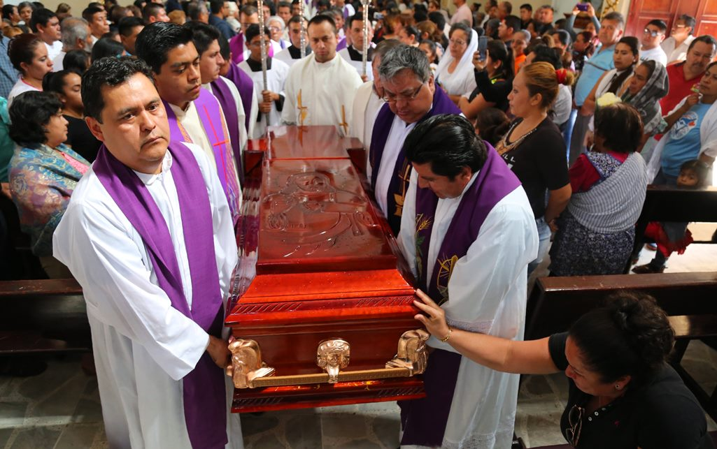 Another Catholic Priest Slain in Baja California
