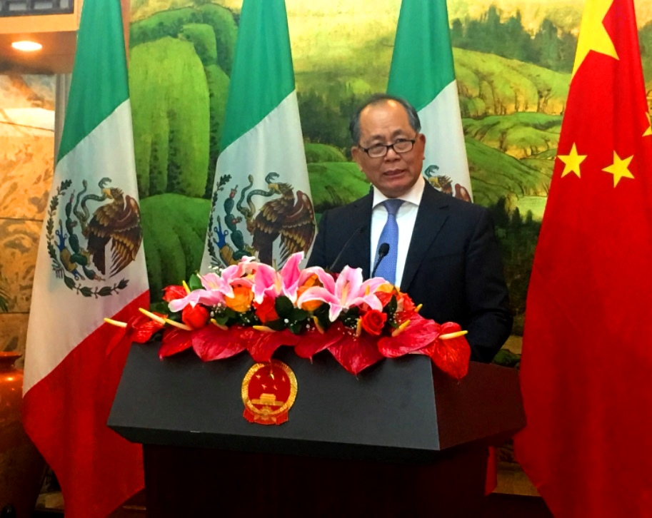 Chinese Envoy Praises Nation's Reforms, Denies ExpansionistAmbitions