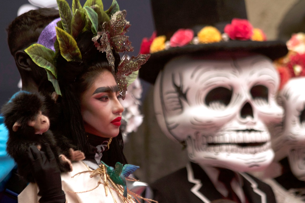 Mexico City Will Dedicate Day of the Dead Festivities toMigrants