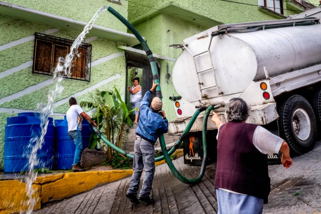 Mexico City Water Cutoffs Slated for End of October