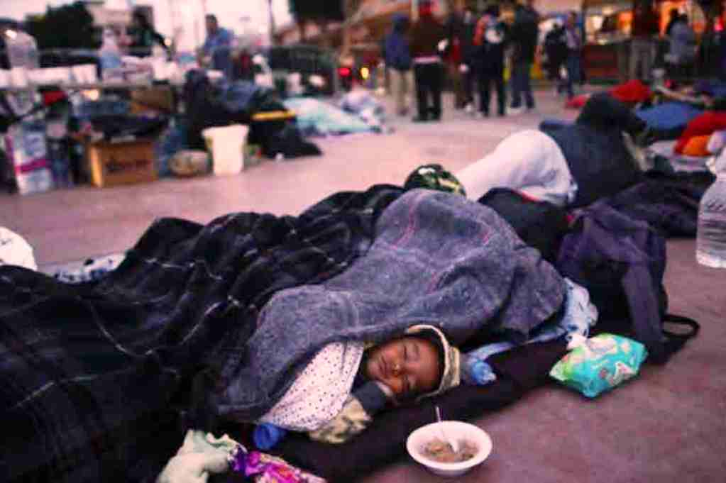 NGO Seeks Donations for Migrants