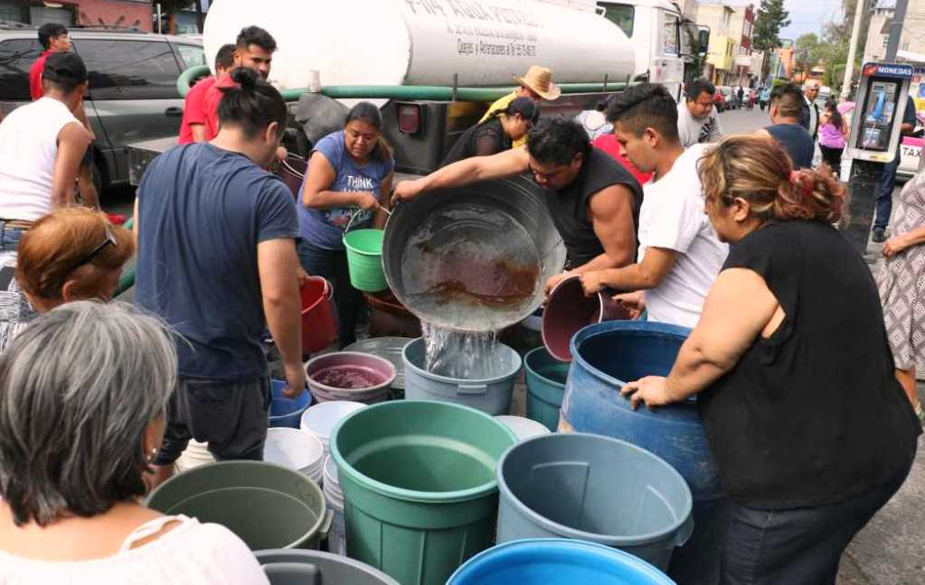 Mexico City Water Wars Reach TippingPoint