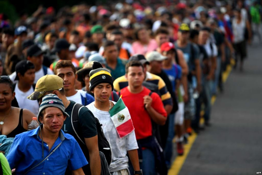 Central American Caravan Crisis Is a Chance to Forge a Better US ImmigrationPolicy