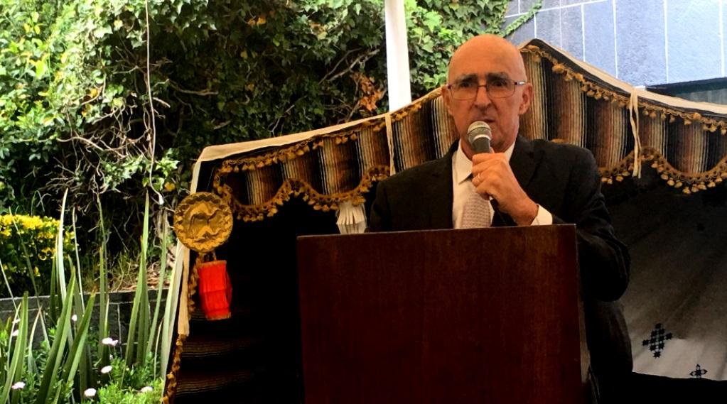 Algerian Envoy Recalls Nation's IndependenceRevolution