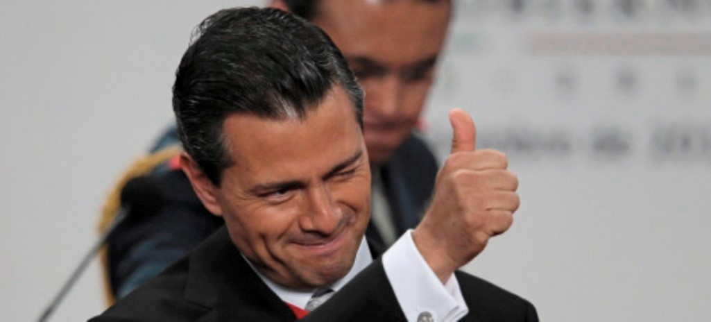 Judge Awards Peña Nieto Eternal Legal Protection