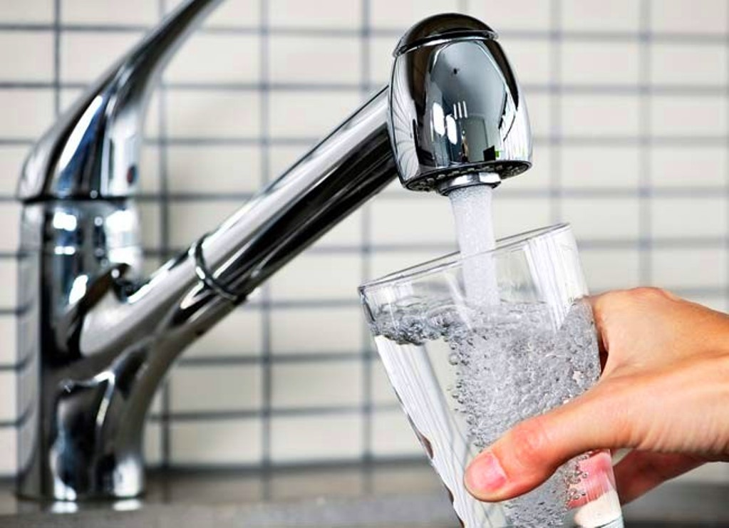 Mexico City Water Service Back onLine