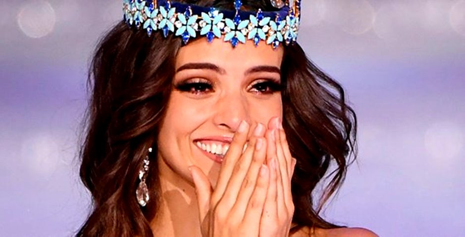 Mexican Beauty Wins Miss World Title
