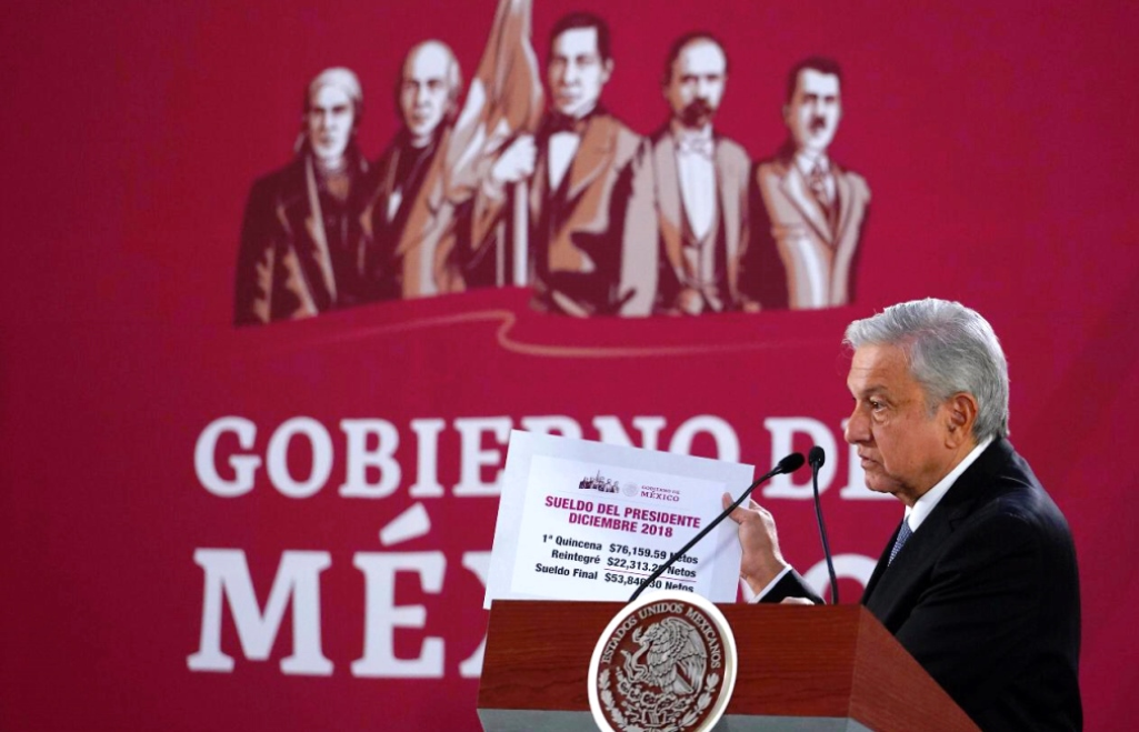 AMLO's Budget in a Nutshell