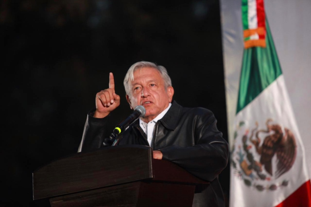 AMLO Enters Presidential Stage Amid Frictions