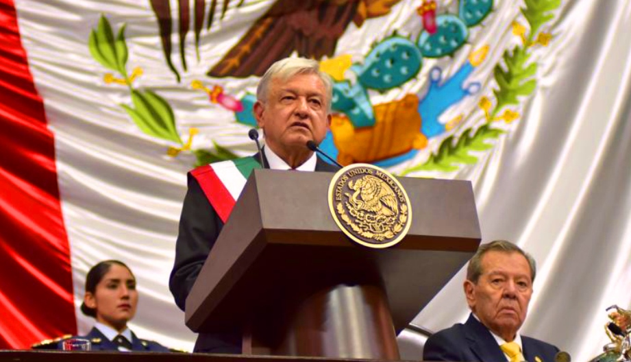 Finally, AMLO Is Now President of Mexico