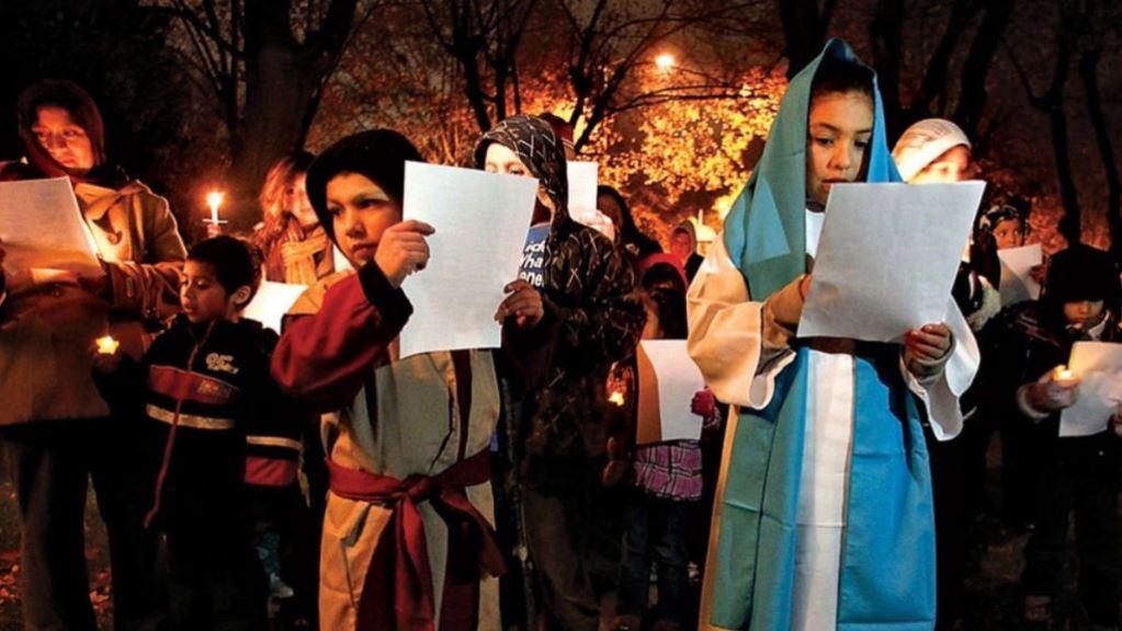 Posadas Welcome Mexican ChristmasSeason