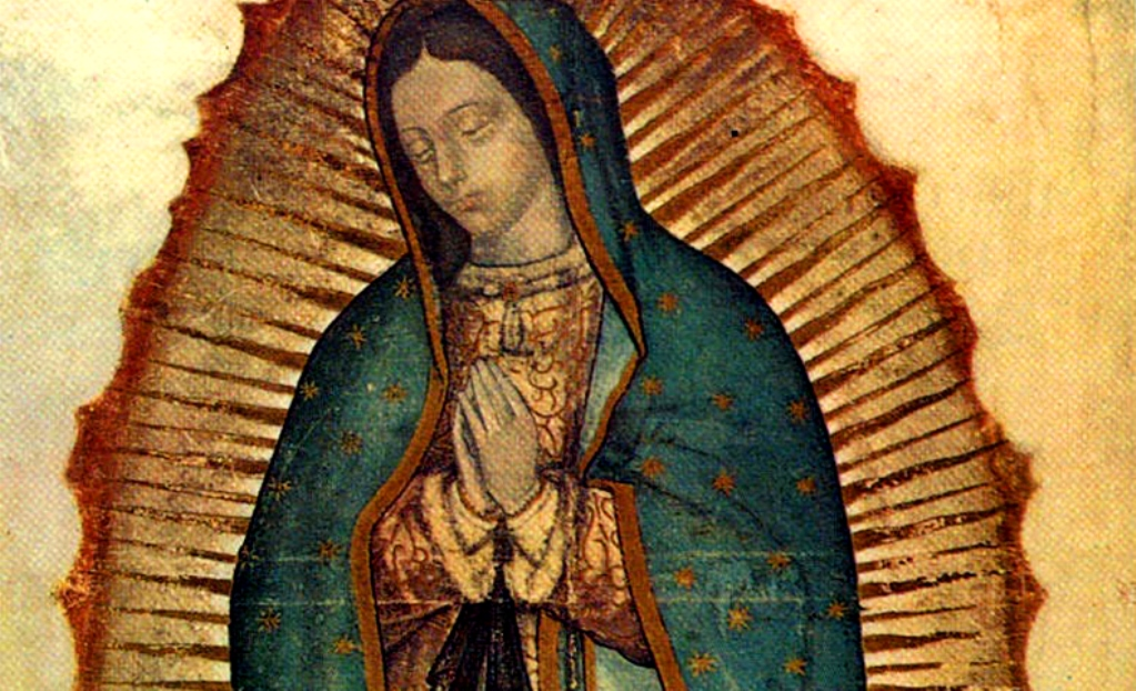Mexico's Emblemic Virgin