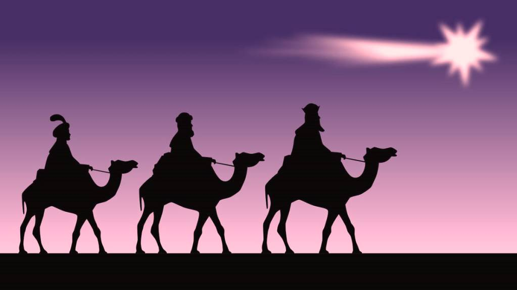 Three Kings Slated for Midnight Visit