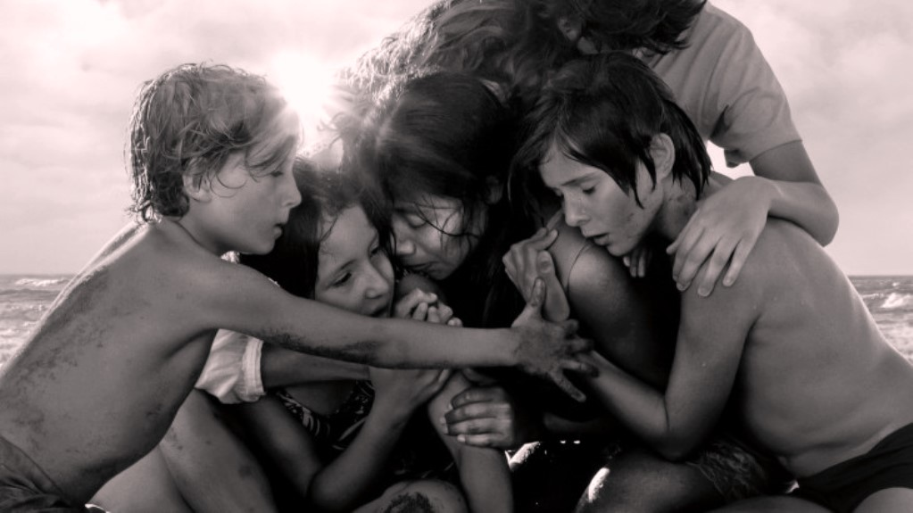 'Roma' Nominated for 10Oscars