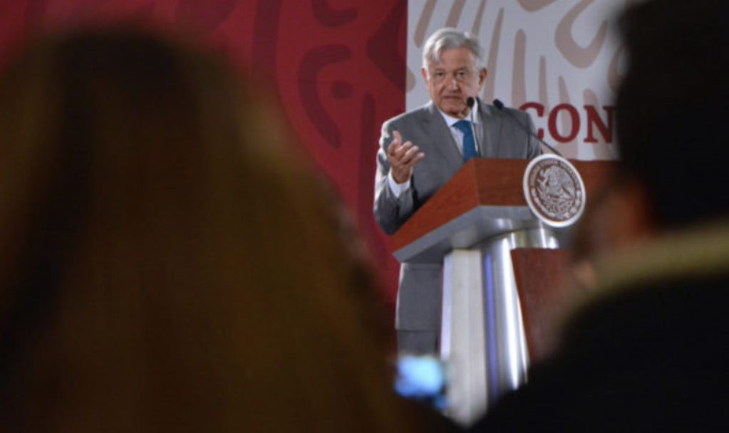 AMLO Receives Death Threat from Huachicoleros