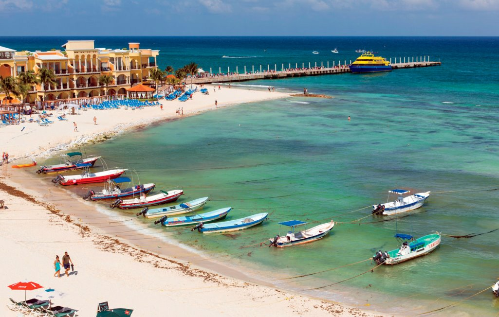Playa del Carmen Mayor: Our City is Safe for Tourists