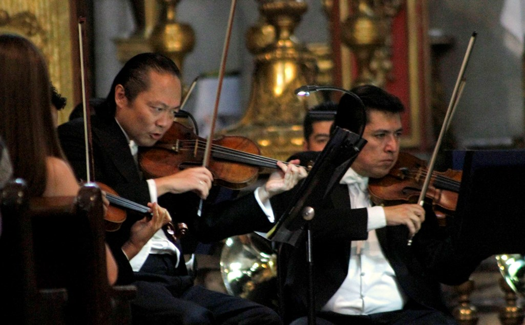 Mexico City Philharmonic Opens Season with Baroque Concert