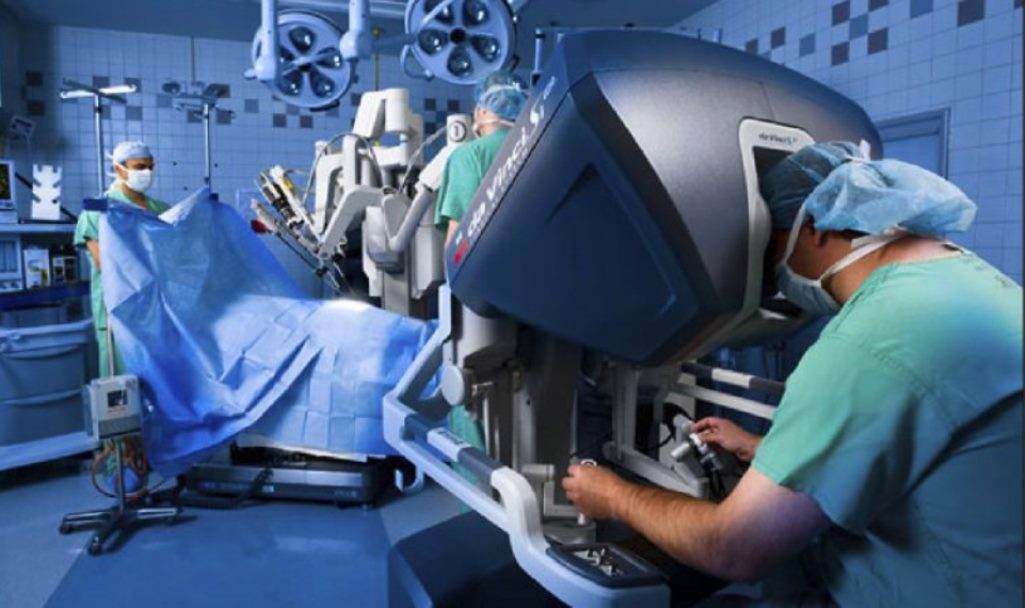 Robotic Surgery, the New Frontier in MedicalInterventions