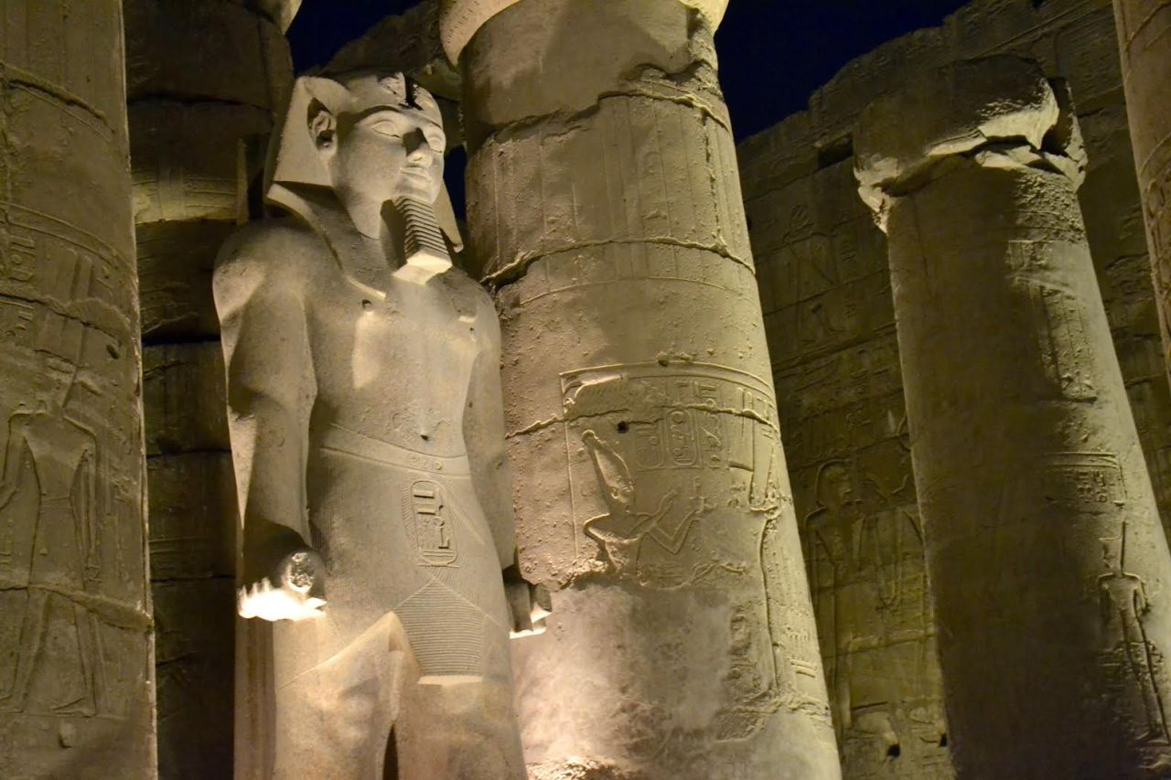 The Wonders of Luxor, Old and New
