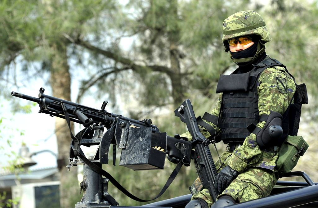 Mexican Human Rights Commission Calls National Guard Impertinent,Unviable